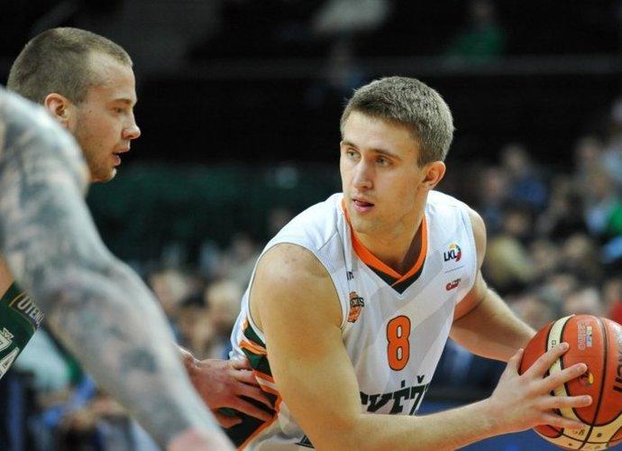 D.Kumelis karjerą tęs krepšiniui egzotiškoje šalyje (Žygimantas Gedvila, Fotodiena.lt)