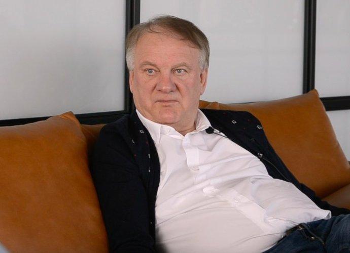 R.Milašius neneigia, kad gali bandyti tapti LKF prezidentu