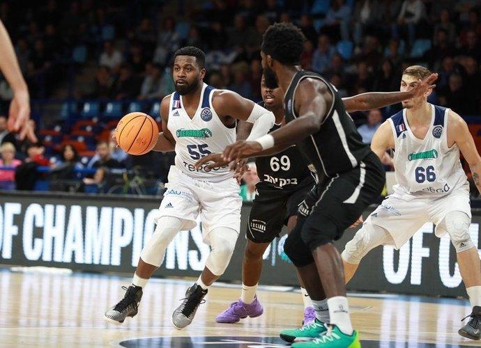 J.Dentmonas buvo rezultatyviausias mačo žaidėjas (FIBA Europe nuotr.)