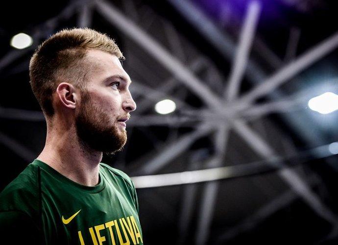 Lietuvos rinktinė pirmajame etape žais 14.30 val. (FIBA nuotr.)