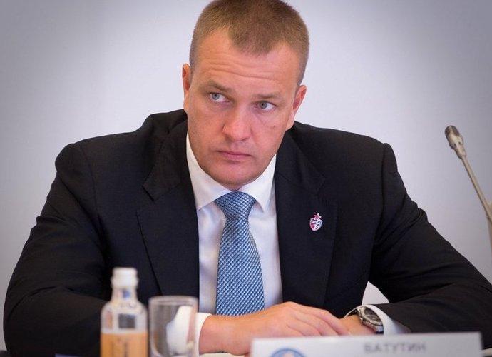 """A.Vatutinas dalijosi mintimis ir apie """"Žalgirį"""" (Vtb-league.com nuotr.)"""