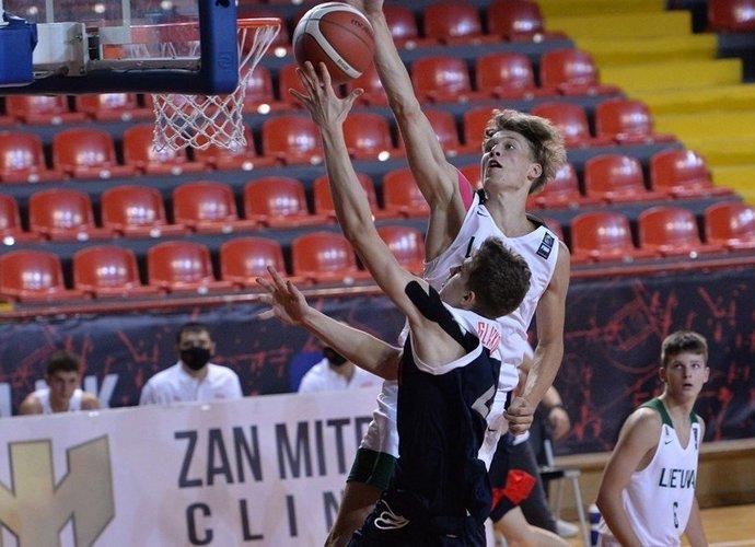P.Padegimas buvo naudingiausias komandoje (FIBA Europe nuotr.)