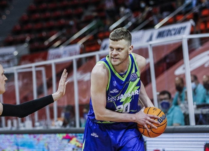 E.Bendžius pelnė 16 taškų (FIBA Europe nuotr.)
