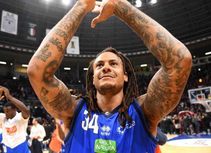 D.Mossas tapo didžiausio Italijos krepšinio sezono siurprizo dalimi (Scanpix nuotr.)